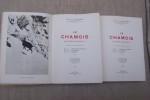 Le chamois. Rupicapra rupicapra (L.). Préface de Marcellin BOULE. histoire naturelle. Ethologie. chasse.. COUTURIER Marcel A.J.