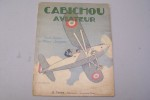 Cabichou aviateur.. JEANJEAN Marcel