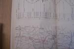 Rapport sur l'exécution des travaux et les dépenses effectuées: Ligne de MONTRON à SARLAT avec embranchement d'Hautefort au Burg. Sections de Thiviers ...