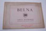 Conduite intérieure, cabriolet BELNA. Lancia Automobiles à Bonneuil-sur-Marne..