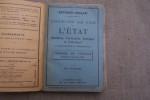 LIVRET-CHAIX Chemins de Fer Français. Horaires en vigueur sur les six grands réseaux et les lignes diverses en correspondance. Octobre 1916..