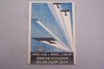 PROGRAMME MEETING D'AVIATION Aéro-Club du Rhone et du Sud-Est du 24 Juin 1928..
