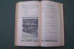 Guide Routier Métallurgique 2ème édition, 1913/1914. Edité par l'Auto Métallurgique, 42 rue de Joncker à Bruxelles. Usines: Marchienne-au-Pont..