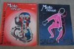MOTO REVUE Salon 1953, 1954, 1955, 1956..