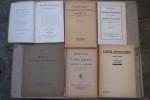 AVIATION, AERONAUTIQUE, TECHNIQUE: Notice sur les travaux scientifiques et techniques de M. Albert CAQUOT, Gauthier-Villars, 1930. Jean BOISSONNAS: ...