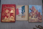 Maurice VAN MOPPES: Chansons de la BBC, Editions Pierre Trémois, 1944. Eugène LE MOUEL: Les trois gros Messieurs Mirabelle, Alphonse Lemerre, 1893. ...