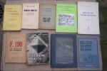 AVIATION: VOYAGES, RAIDS, CROISIERES:  CATINOT. 50 000 kilomètres sur l'Europe et le Continent noir. Lorraine, Rigot, 1935. BRONTMAN, KHVAT. Le ...