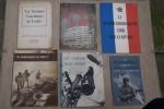 DEUXIEME GUERRE MONDIALE: La Bataille de France, Office d'Information de Guerre des Etats-Unis, 1944. La Bataille de Gtrande-Bretagne. Depuis 1939.  ...