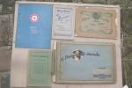 AVIATION, AEROSTATION: A travers le monde: la Société LORRAINE DIETRICH présente l'histoire illustrée des plus grands exploits aéronautiques de 1925. ...