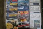 ACES Les as de l'histoire de l'aviuation mondiale N° 2 (Février-Mars-Avril 2017). BATAILLES AERIENNES: N° 6 (Octobre-Novembre-Décembre 1998), 14, 15, ...