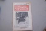 LA LOCOMOTION AUTOMOBILE La Seule Revue publiée sous le Haut Patronage du T.C.F. Raoul Vuillemot, Directeur. Huitième année 1901.. VUILLEMOT Raoul