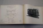 ALBUM DEL MATERIAL MOTOR DE LA RENFE Edicion 1947..