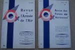 REVUE DES FORCES AERIENNES Organe des aéronautiques militaire, navale et coloniale et de leurs réserves publié avec le concours du Ministère de l'Air. ...