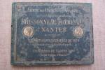 Album des principaux appareils construits dans les Ateliers BRISSONNEAU Frères & Cie, Nantes..