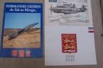 NORMANDIE-NIEMEN: Jean-Pierre DECOCK: Normandie-Niemen, du Yak au Mirage... Dessins de Jean-Jacques Petit et Mr Kit, 1987. Normandie-Niemen 1942-1945: ...
