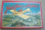 JEUX AVIATION: Hôtesse de l'Air, Jack & Jane in an Aeroplane (Spears Games)..