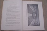 Bulletin de l'Institut Aérotechnique de l'Université de Paris (Fondation Henry Deutsch de la Meurthe) Notice descriptive publiée à l'occasion de ...