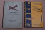 Schweizerischer LUFTPOST-KATALOG. Catalogue de la Poste aérienne suisse. 1949 et 1961/1962..