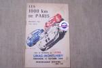 Les 1000 km de PARIS AUTODROME DE LINAS-MONTLHERY he 13 Octobre 1968..