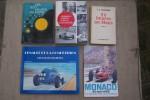 COURSE AUTOMOBILE, FORMULE 1: Grand Prix de MONACO 1935, réédition pour la Société Colas, 1979. Jean GRATON: Special STEVE WARSON, Dargaud, 1972. ...