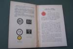 Chemin de Fer du Nord: Règlement général sur les signaux. 21 Avril 1937..