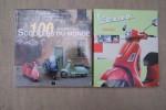 SCOOTER: Claude BALOIS: Namo Lanka de Tours à Ceylan en scooter, Mame, 1955. GUY CAMBA: de Paris au Thibet 23.000 kms sur mon scooter, Le Sycomore, ...