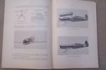 Etude expérimentale d'une maquette d'avion complet. Préface de M. A. Toussaint.. SILBER R.