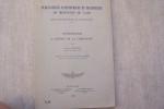 Contribution à l'étude de la corrosion. Préface de M. L'Inspecteur RARD.. GOLDOWSKI Nathalie