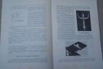 Girouette aérodynamique et stabilité de forme des planeurs.. LAPRESLE A.