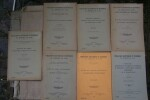 AERODYNAMIQUE: Jean DUPUY: Etude des champs aérodynamiques par les méthodes interférentielles, 1939. Max PLAN: Méthodes d'exploration dynamique et ...