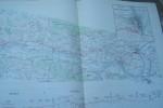 PLAN GENERAL ET PROFIL EN LONG DE LA LIGNE DE MORET A NEVERS. Compagnie des Chemins de fer Paris à Lyon et à la Méditeranée, Chemin de fer du ...