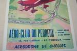 Fédération Nationale Aéronautique. L'AVIATION LEGERE. Facilité - Sécurité. Libre comme l'air.. BEUVILLE Georges