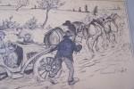Impressions de courses: Une voiture à plusieurs chevaux.. DEFERT Emmanuel