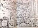 Monasticon Gallicanum  Collection de 168 Planches de vues Topographiques représentant Les Monastères de l'Ordre de Saint-Benoit Congrégation de Saint ...
