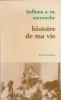 Histoire de ma vie. .  Amrouche ( Fadhma a.m) [Algérie]