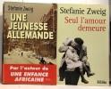 Filles de l'Afrique + Une Jeunesse allemande + Seul l'amour demeure + Nos rêves d'afrique --- 4 volumes. Argelès Jean-Marie Trévoux Guy Zweig Stefanie