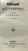 Voyage aux Pyrénées par l'auteur des souvenirs de voyage 2e édition. Collectif