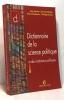Dictionnaire de la science politique et des institutions politiques. Badie Bertrand  Birnbaum Pierre  Braud Philippe Hermet Guy