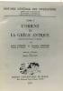 L'orient et la Grèce antique - Tome I + Rome et son empire Tome II --- Histoire générale des civilisations. Auboyer Aymard