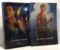 Le Mystère d'Éleusis + La piste gauloise --- Titus Flainius --- 2 livres. Chevalier Nahmias Jean-François