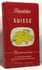 La Suisse - guide officiel de l'automobile-club de Suisse. Baedeker