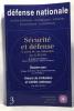 Sécurité et défense le point de vu finlandais sur la PECSD - revue mensuelle N°3 mars 2001 - Défense nationale - études politiques  stratégiques  ...