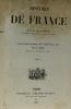 Histoire de France - continué depuis 1789 jusqu'en 1830 par M. Magin - tome premier et second. Burette M. TH