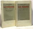 Christine Lavransdatter - La couronne (t.1) + La femme (t.2). Undset Sigrid
