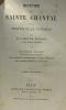 Histoire de Sainte Chantal et des origines de la visitation tome 1 et 2 8e édition revue avec soin et précédée d'une lettre de Monseigneur l'évêque ...