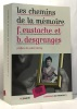 Les chemins de la mémoire. Eustache Francis  Desgranges Béatrice  Tulving Endel