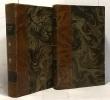 L'impératrice Eugénie + Le Roman de Napoléon: Bonaparte et Joséphine --- 2 livres. Aubry Octave