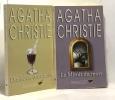 Drame en trois actes + Le miroir du mort --- 2 livre. Christie Agatha Joyce