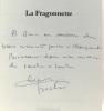 La Fragonnette - avec envoi de l'auteur. Bretin Olivier