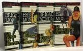 Brigade Mondaine 19-25-26-27 : Le voyou de Montparnasse + les sirènes de l'autoroute + le bouddha vivant + la planchette bulgare --- 4 volumes. Michel ...
